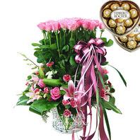 키다리 핑크♥초코렛1개 화이트데이 최고인기상품