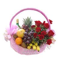꽃과 과일의 만남1