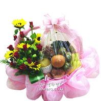 꽃과 과일의 만남3